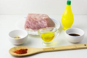 Запеченная свиная корейка - фото шаг 1