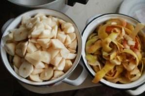 Варенье из груш в молоке - фото шаг 1