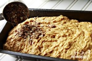 Тыквенный хлеб с посыпкой - фото шаг 5