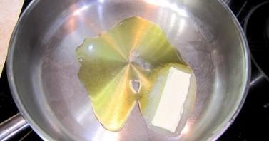 Мясной соус с картошкой - фото шаг 6