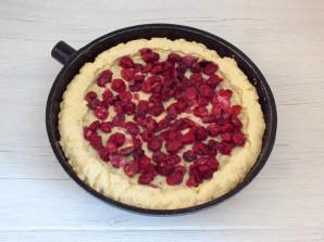 Пирог с вишней и йогуртом - фото шаг 9