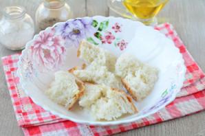 Котлеты из свинины с хлебом - фото шаг 2