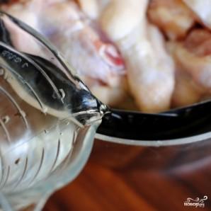 Закуска из куриных крылышек - фото шаг 5
