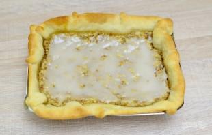 Тарт с ореховой начинкой - фото шаг 6