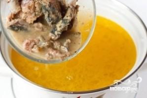 Суп из сардины - фото шаг 5