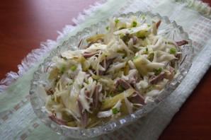 Салат быстро и вкусно - фото шаг 4