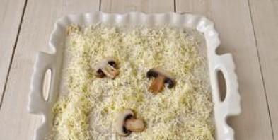 Лазанья с ветчиной и сыром - фото шаг 10