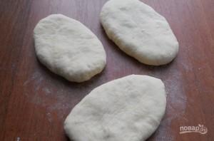 Жареные пирожки с мясом - фото шаг 7