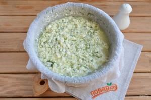 Домашний сыр из молока и сметаны - фото шаг 9