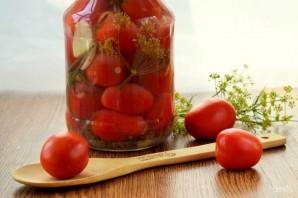 Малосольные помидоры классические - фото шаг 4