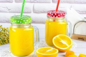 Сок из тыквы с апельсином - фото шаг 6