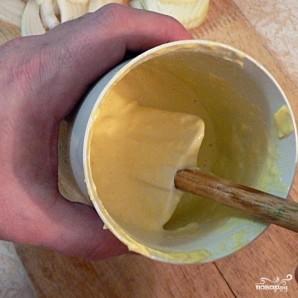 Салат с брокколи - фото шаг 10