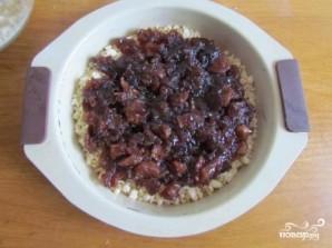 Пирог с грушевым вареньем - фото шаг 4