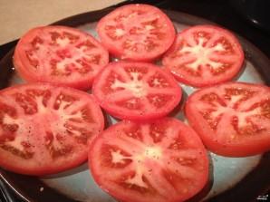 Моцарелла с помидорами и базиликом  - фото шаг 1