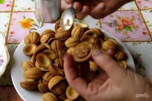 Печенье в формочках на газу - фото шаг 8