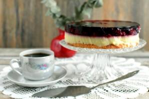 Тирольский пирог с вишней - фото шаг 10