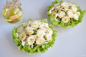 Салат на праздничный стол - фото шаг 13