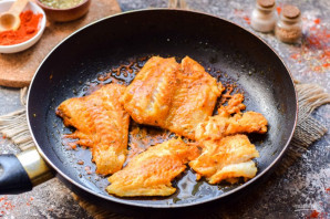 Рыба по-индийски