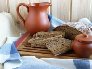 Хлеб ржаной на квасном сусле - фото шаг 8