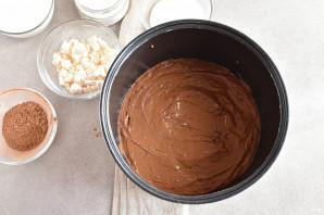 Торт в мультиварке - фото шаг 6