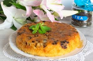 Пирог с грушей и шоколадом - фото шаг 8