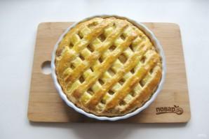 Яблочный пирог Джейми Оливера - фото шаг 11