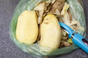 Картофельное пюре на воде - фото шаг 1
