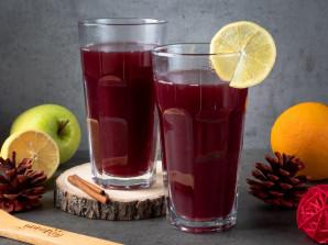 Глинтвейн с фруктами - фото шаг 7