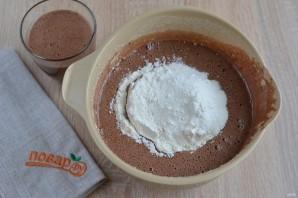 Шоколадное кухэ - фото шаг 6