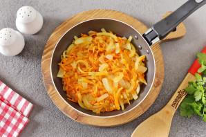 Паштет из кабачков с плавленым сыром - фото шаг 2