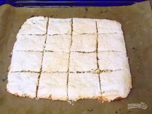 Постное печенье с яблочной прослойкой - фото шаг 7