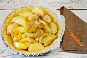 Яблочный пирог от Аллы Ковальчук - фото шаг 8