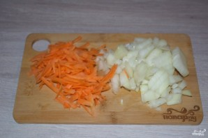 Томатный суп с моцареллой - фото шаг 3