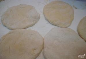 Пирожки с кислой капустой - фото шаг 3