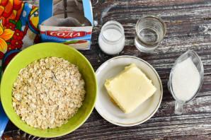 Овсяное песочное печенье - фото шаг 1