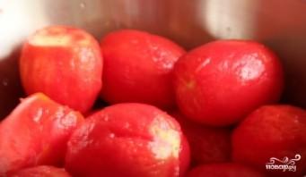 Суп-пюре из томатов - фото шаг 1