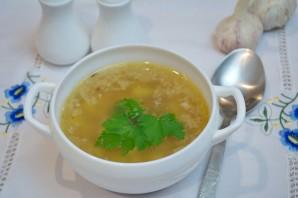 Суп гречневый - фото шаг 7