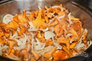 Картофель отварной с грибами - фото шаг 5