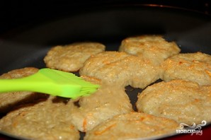 Морковно-картофельные котлеты постные - фото шаг 2