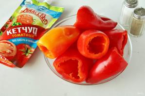 Перец в томатном соусе с кетчупом - фото шаг 2