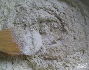 Ирландский хлеб из овсянки - фото шаг 3