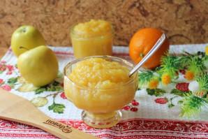 Яблочное повидло с апельсином - фото шаг 12