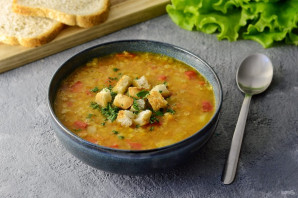 Суп из красной чечевицы - фото шаг 6