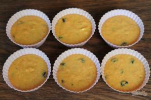 Морковные кексы с изюмом - фото шаг 8