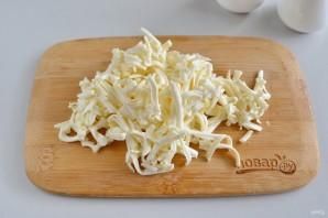 Пирог со шпинатом и укропом - фото шаг 2