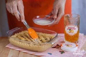 Быстрый пирог с повидлом - фото шаг 9
