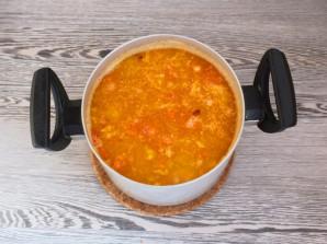 Суп из чечевицы с цветной капустой - фото шаг 10