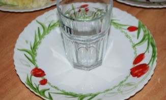 """Салат """"Гранатовый браслет"""" рецепт классический - фото шаг 6"""