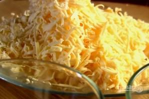 Чипсы из сыра с кунжутом - фото шаг 1