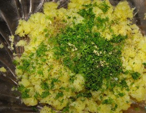 Котлеты из капусты белокочанной - фото шаг 3